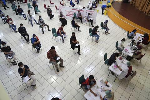 印尼新增确诊连超7000例 美新冠死亡超60万人丨大流行手记(6月16日)