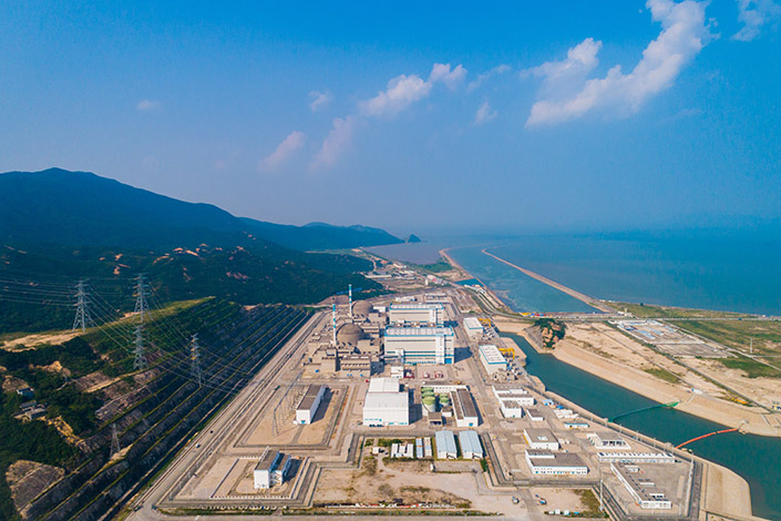 Taishan Nuclear Power Plant. Photo: China General Nuclear Power Group