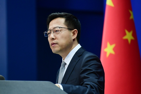 外交部:国际社会应尊重新冠病毒多点多地暴发的现实