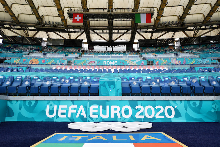 Euro 2020 is the first top-notch sporting event launched since the pandemic after a one-year delay.