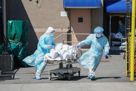 研究指美国2019年底出现新冠病毒 莫斯科入院重症增七成丨大流行手记(6月17日)