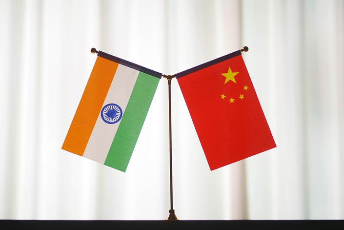 With populations of about 1.4 billion each, China and India are the largest developing countries in the world. Their relationship has an important effect on peace and development in Asia. Photo: VCG