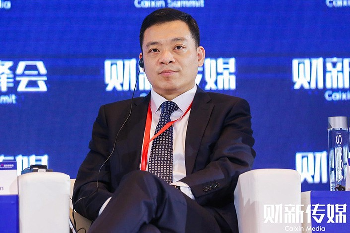 Zhou Chengjun, the director of the PBOC's finance research institute. Photo: Caixin