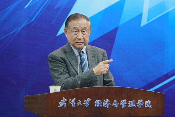 Gao Shangquan. Photo: VCG
