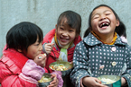 Cover Story: China's 10-Year Campaign to Nourish Rural School Kids