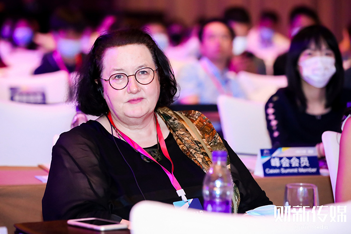 Clare Fearnley, New Zealand's Ambassador to China. Photo: Caixin