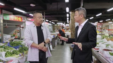 """陈晓卿:很多人在美食纪录片里看的是""""民族自豪感"""""""