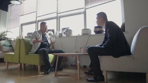 陈晓卿:我认识拍纪录片的,最大特点就是穷
