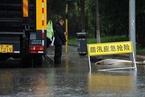 暴雨致铁路临时封闭  北京一市郊列车中途滞留近九小时