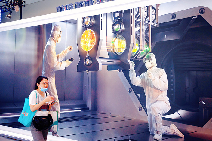 The Covid-19 pandemic has shown how crucial it is to have an adequate supply of medical countermeasures. Photo: VCG