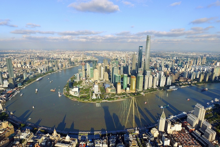 Pudong is among the earliest pilot zones established in China as a testing ground for financial restructuring.