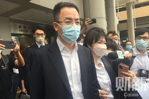 Chen Fen, the former deputy general manager in Hong Kong for developer China Evergrande Group, has been accused of attempting to rape a woman in the city on March 2, according to his lawyer.