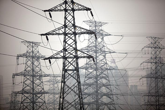 Key Chinese cities have warned users of power outages amid historic demand and supply shortages. Photo: Bloomberg