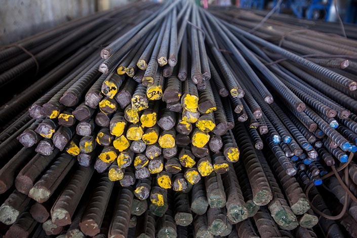 Commodity prices have surged this year in China. Photo: Bloomberg