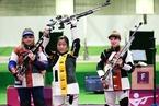 10米气步枪夺冠  中国杨倩拿下东京奥运会首枚金牌