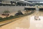 郑州京广路隧道排查出6名遇难者