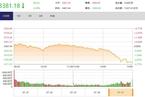 今日收盘: 沪指跳水跌2.49% A股成交放量至1.5万亿