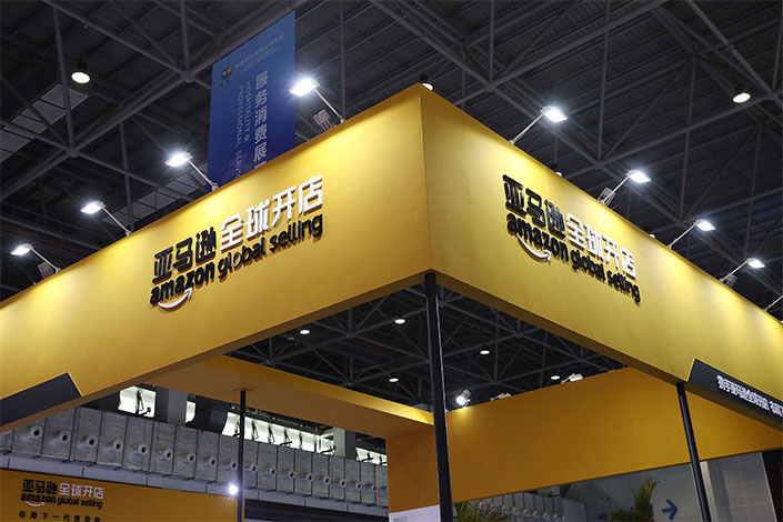 Between the end of April and early July, Amazon suspended nearly 300 individual Chinese seller accounts with combined yearly sales exceeding $1 billion. Photo: VCG