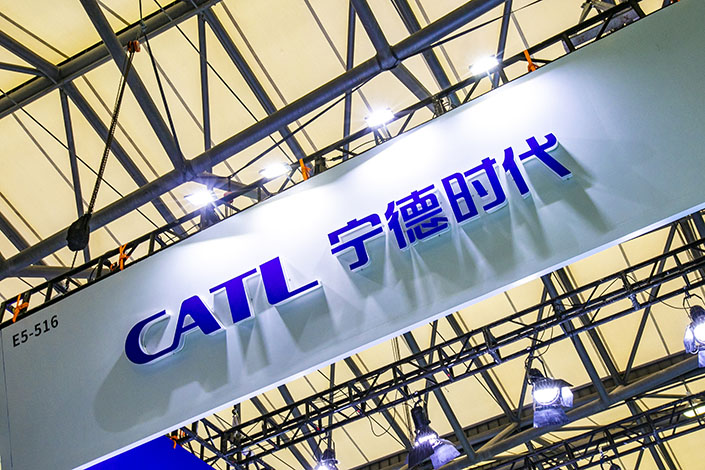 China's CATL is the world's biggest battery maker, supplying Tesla Inc. and selling 34.1 gigawatt-hours in the first half