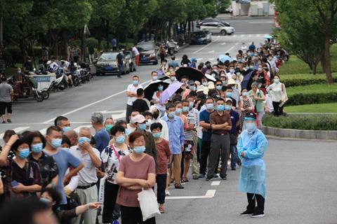 南京疫情源头为俄罗斯入境的CA910 该航班曾被10次熔断