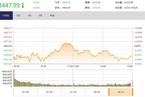今日收盘:游戏股大跌 沪指冲高回落跌0.47%