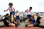 體育產業五年規模5萬億元 青少年每天運動2小時