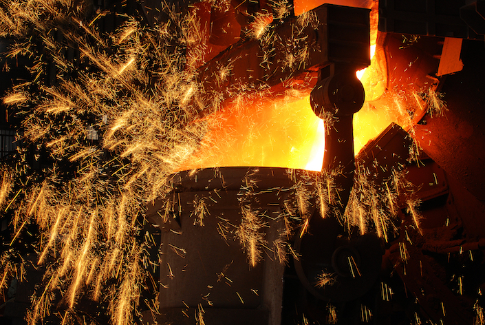 In 2020, Hebei produced 250 million tons of crude steel, according to industry portal mysteel.com.