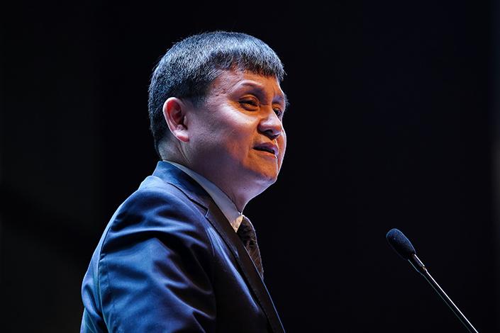 Zhang Wenhong. Photo: VCG
