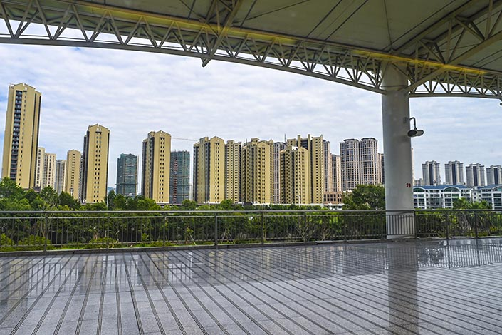 The moderation in new-home prices widened in China in July, as just 51 cities reported month-on-month gains, the fewest since December and down from 55 in June. Photo: VCG
