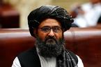 """塔利班""""二号人物""""多年后重返阿富汗 阿国央行在美资产遭冻结"""