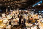南海伏季休渔正式结束,广州鱼市场热闹非凡 看见