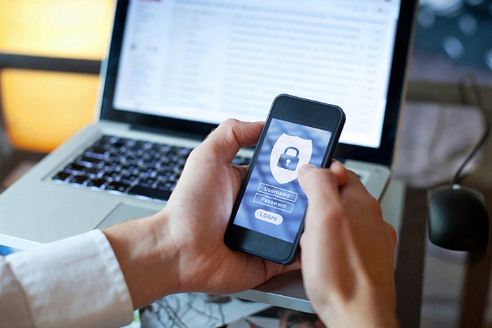 The Personal Information Protection Law was passed last week and will come into effect on Nov. 1. Photo: VCG