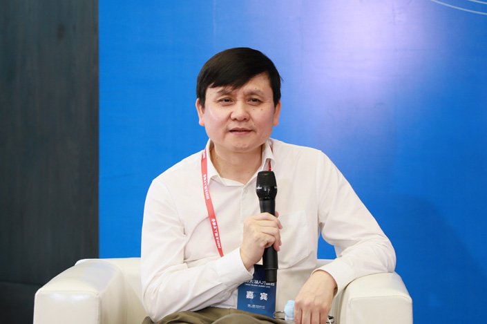 Zhang Wenhong, director of the department of infectious diseases at Huashan Hospital affiliated to Fudan University. Photo: VCG