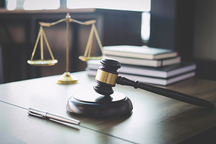 """A nationwide review targeting 7,640 former judges and prosecutors who left their posts after 2012 to work as lawyers found that 2,044 of them had """"violated laws and regulations."""" Photo:VCG"""