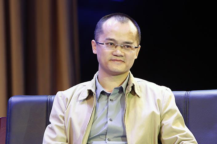 Wang Xing, founder of Meituan. Photo: VCG