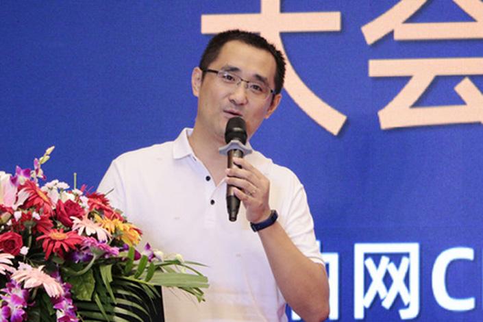 CEO Lü Jian. Photo: zhaooil.com