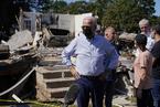 飓风致美国逾70人死亡 拜登称气候变化为生存威胁