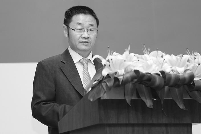 Zhang Yujun. Photo: VCG