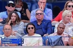 黑石收购SOHO中国终止后 潘石屹夫妇现身纽约美网决赛现场