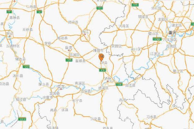 四川泸县6.0级地震已致3死100伤 成都重庆震感明显