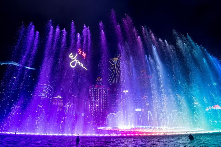 The Wynn Macau casino resort in July 2018. Photo: VCG