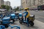 报告指190万外卖骑手或被注册为个体户 劳动权益难获保障