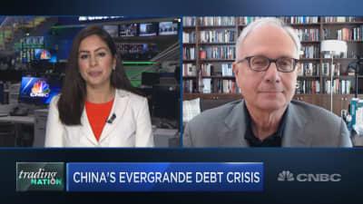 【华尔街原声】华尔街大多头:恒大债务危机不会波及全球市场
