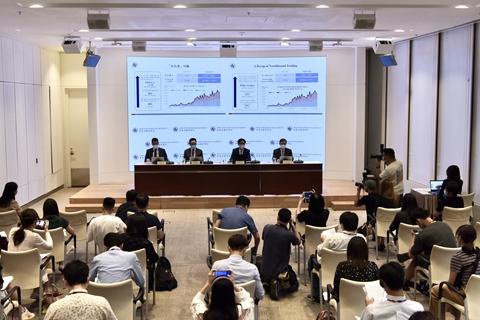 中银香港:债券通南向通资金流首年预计3000亿元