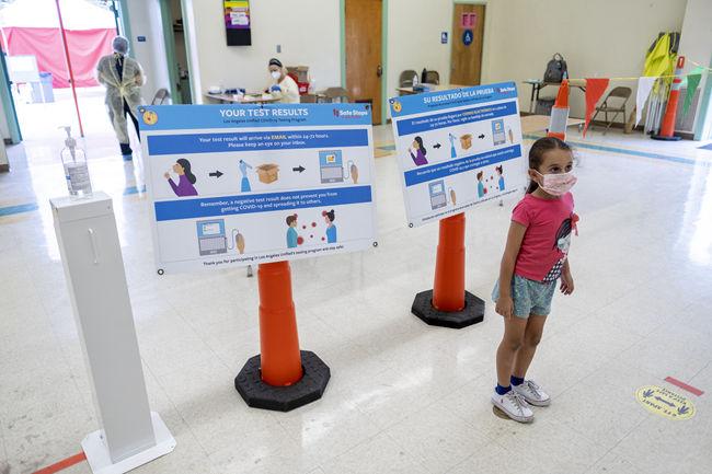 美国儿童新冠确诊病例激增 泰国曼谷推迟对国际游客开放|大流行手记(9月21日)