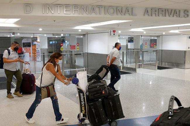 美国拟认可接种世卫认证疫苗的国际旅客 11月起可赴美