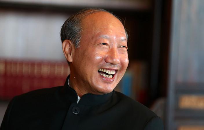 HNA Chairman Chen Feng.