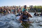 天眼 海地难民