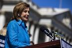 【市场动态】佩洛西表示美国众议院将在本周通过5500亿美元基建法案