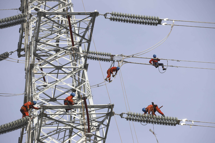 A handful of provinces across China are enduring an electricity supply squeeze.